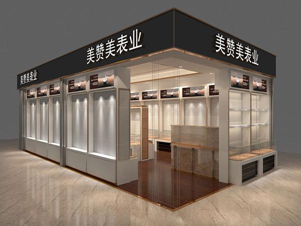 重庆手表展柜设计定制