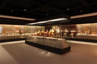 重庆博物馆展柜